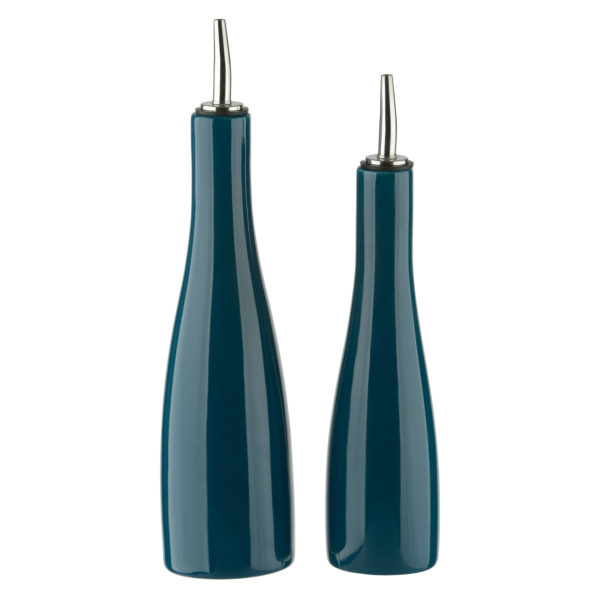 SCOOP! Oil & Vinegar Set Teal