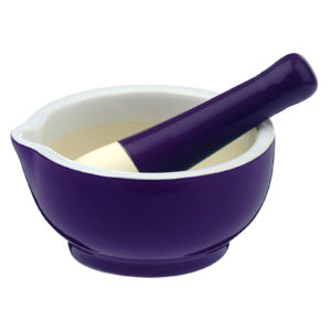 SCOOP! Mortar & Pestle Purple
