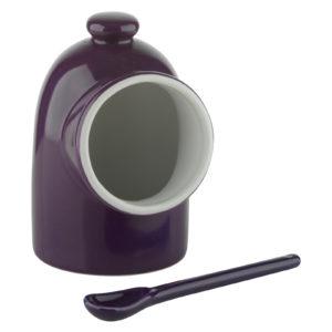 SCOOP! Salt Pig & Spoon Purple