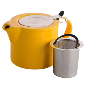 Infuse Teapot Yellow