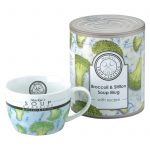 Mackie's Broccoli & Stilton Soup Mug