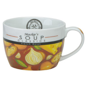 Mackie's French Onion Soup Mug