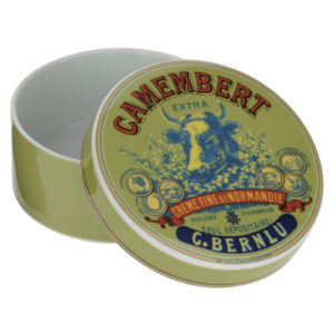 Cow's Head Camembert Baker & Cover