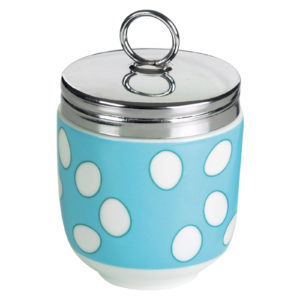 Egg Coddler Blue