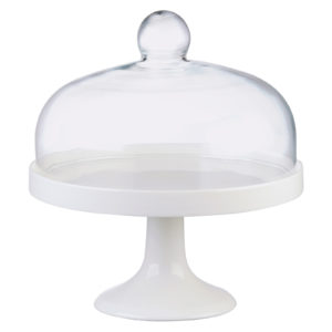 Elegance Cake Stand White - Complete Set