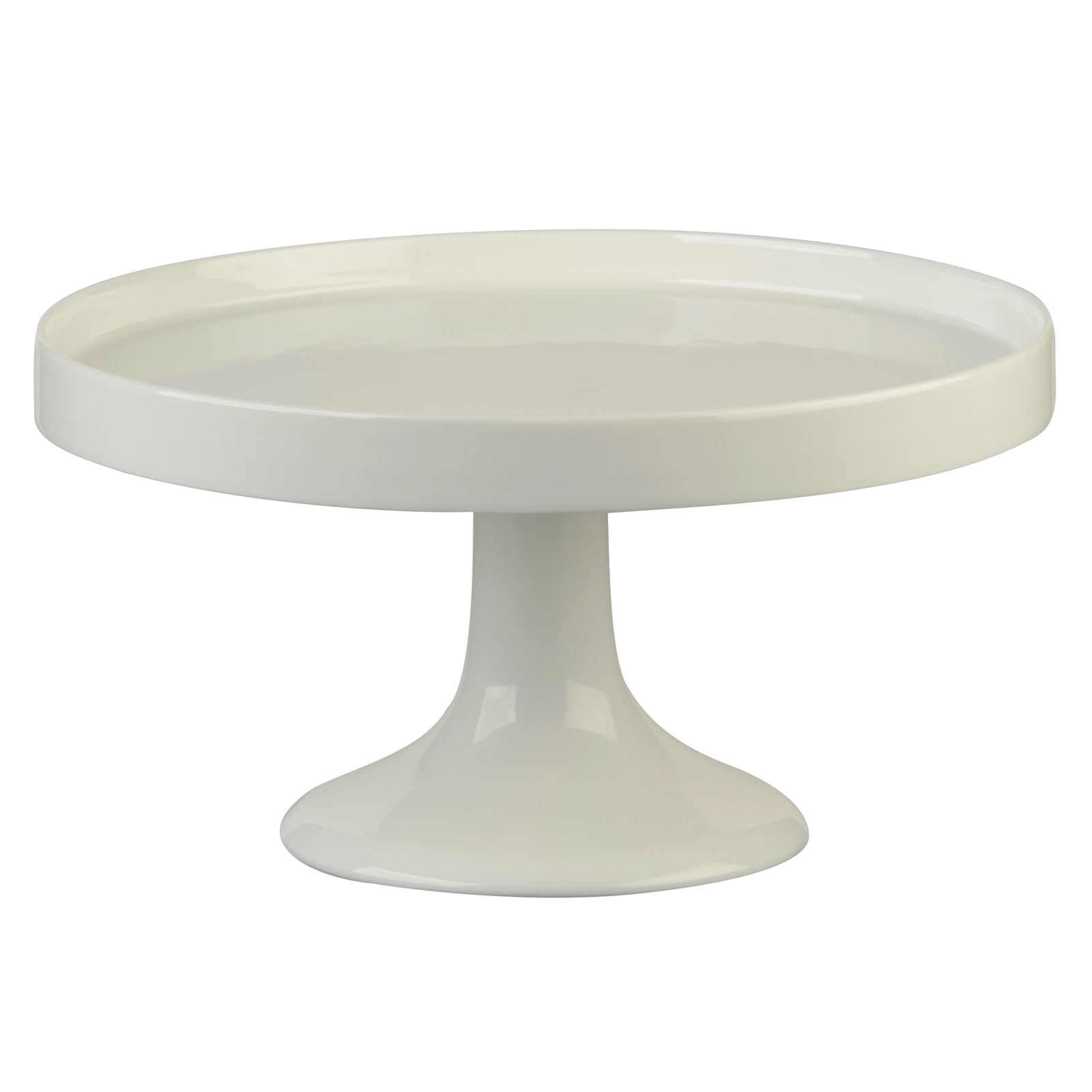 Elegance Cake Stand White - Base Only