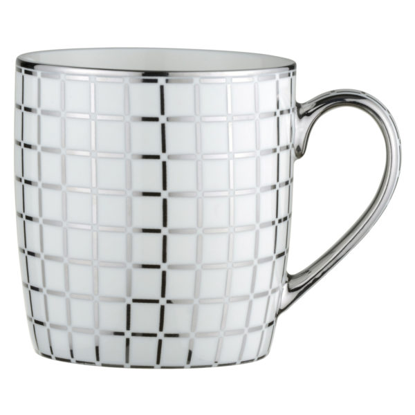 Lattice Mug Platinum