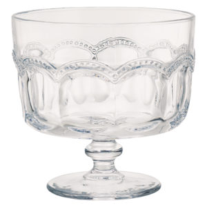 Pearl Ridge Trifle Bowl