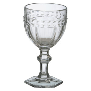 Camargue Goblet Clear