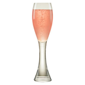 Set of 2 Manhattan Champagne Flutes