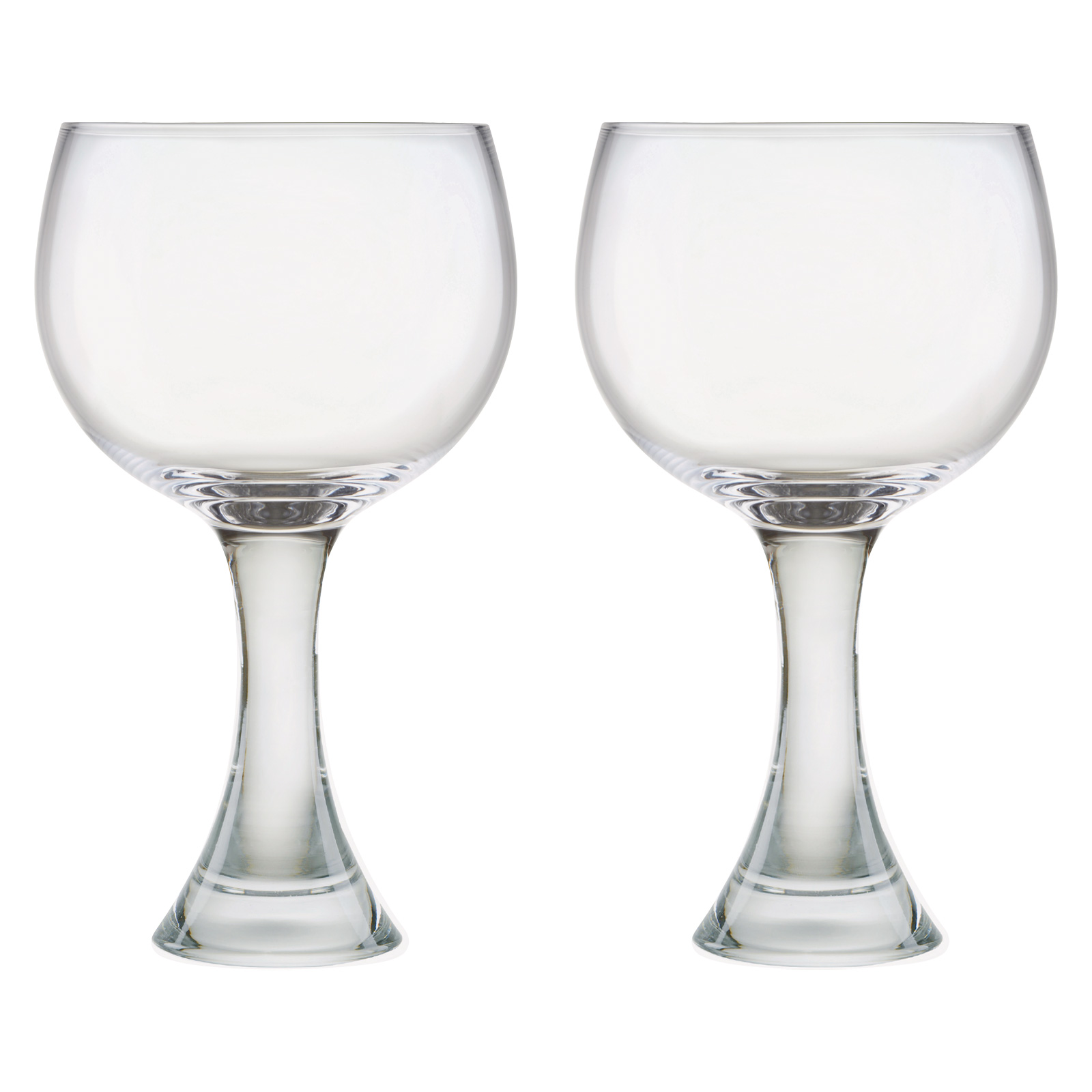 Set of 2 Manhattan Gin Glasses