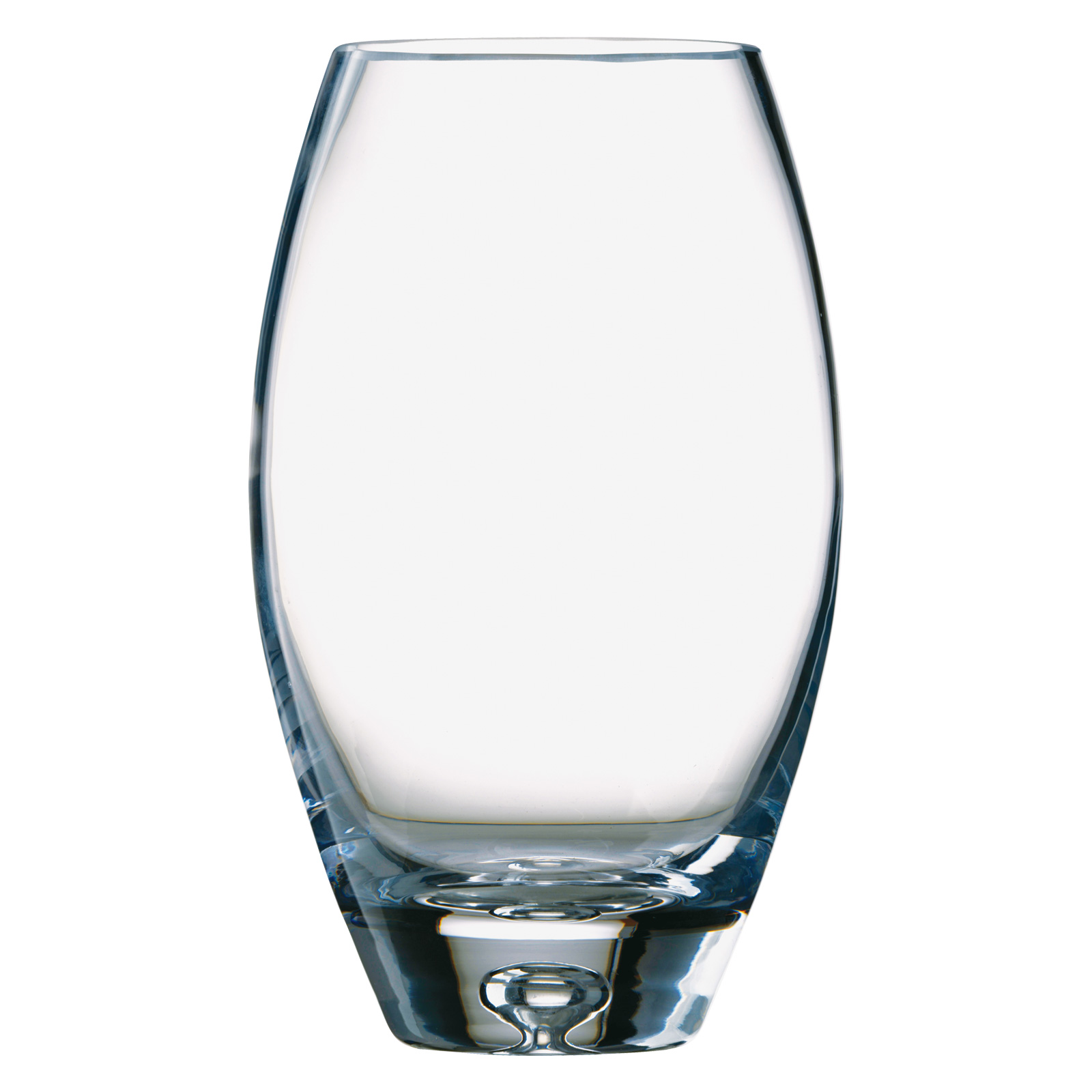 Bubble Base Barrel Vase Small