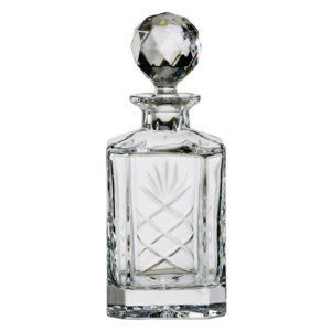 Sovereign Square Decanter with Panel (24%)