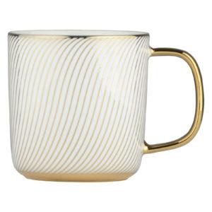 Swirl Mug Gold