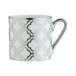 Links Espresso Mug Platinum