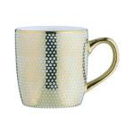 Dots Espresso Mug Gold