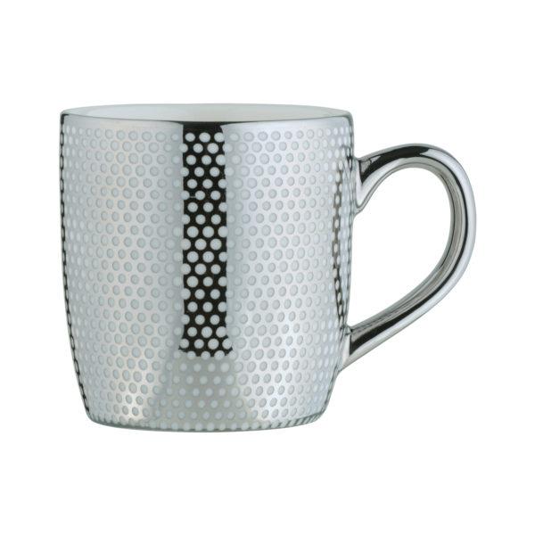 Dots Espresso Mug Platinum