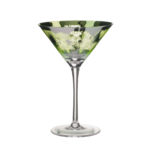 Tropical Leaves Martini