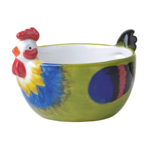 Dawn Chorus Green Cereal Bowl