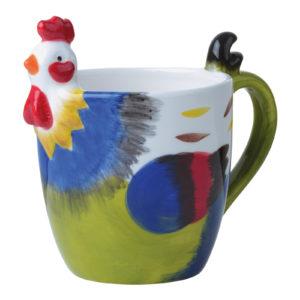 Dawn Chorus Green Mug
