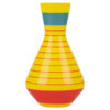 Halo Yellow Vase Wide