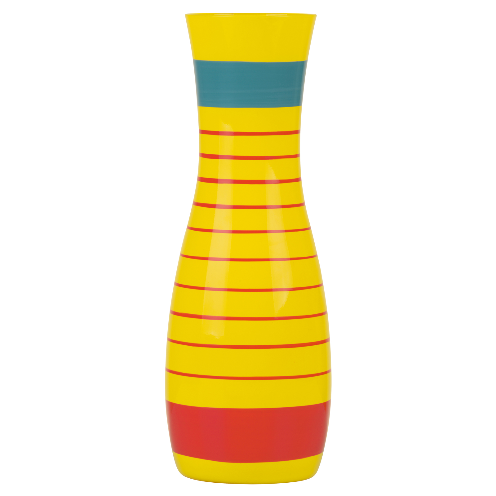 Halo Yellow Vase Narrow