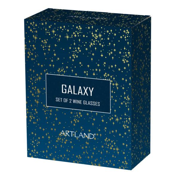 Set of 2 Galaxy Night Light Holders
